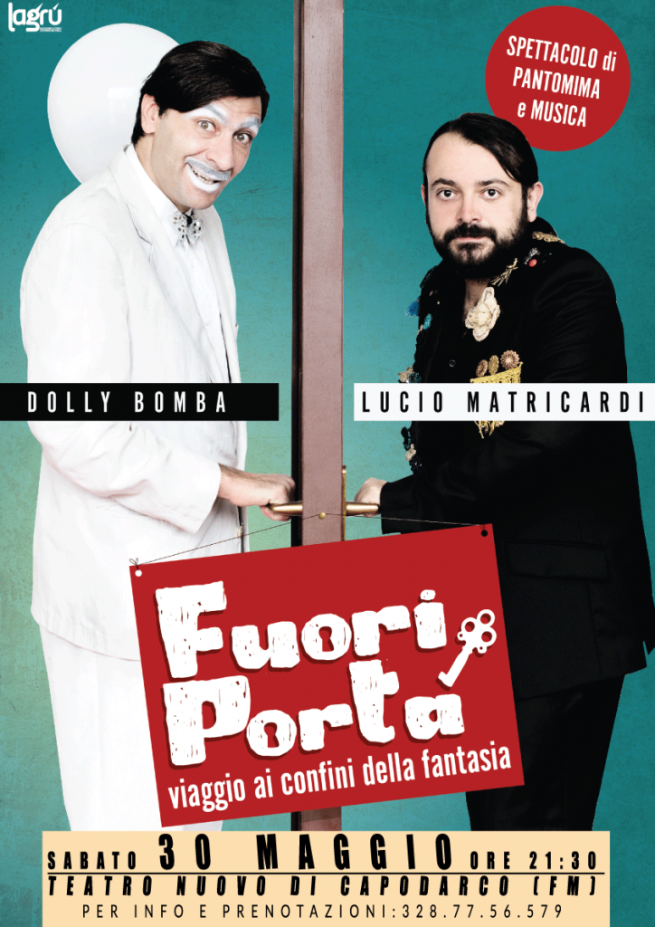 manifesto-Fuori Porta-Piero Massimo Macchini-MG-Marcheguida