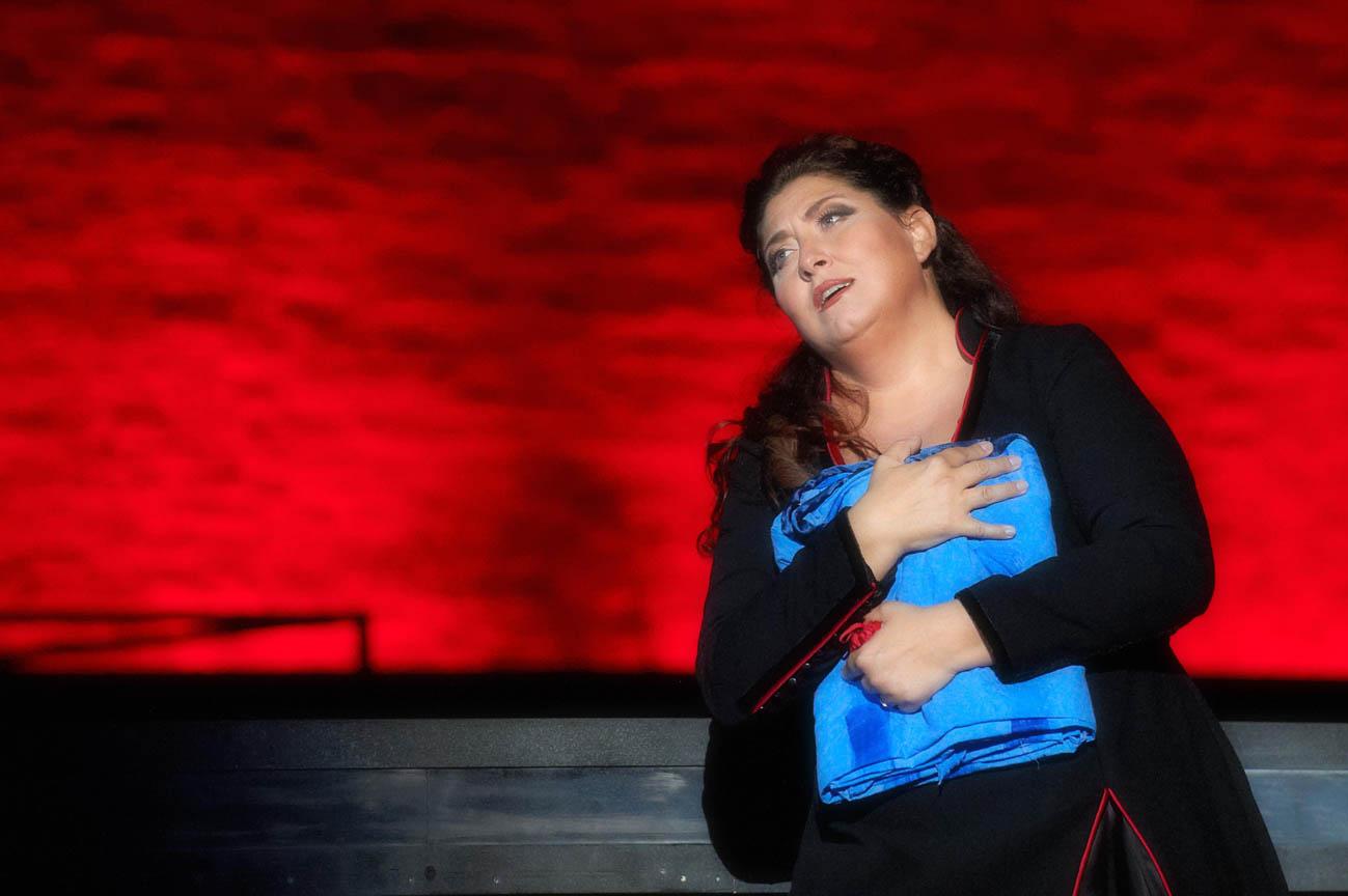 Leonora Pirozzi Trovatore - Foto MACERATA OPERA FESTIVAL@TABOCCHINI